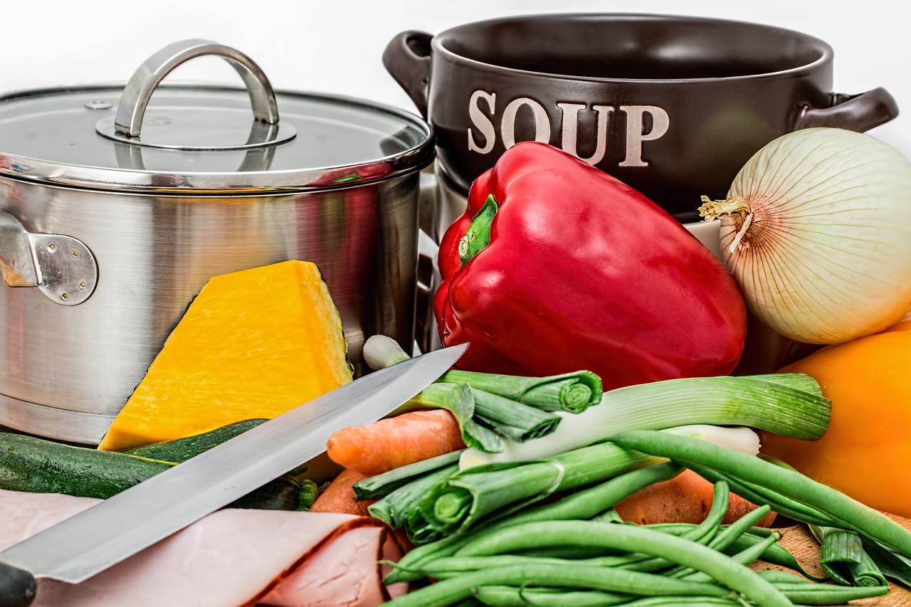 Wszelkiej maści zupy